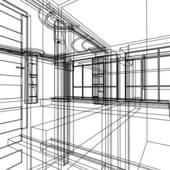 Architecture clipart modern architecture Illustrations Abstract architecture design Royalty
