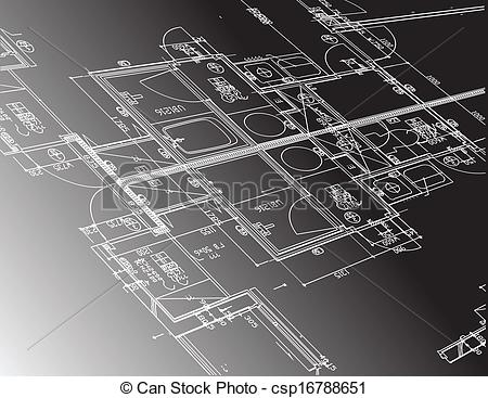 Architecture clipart plan Design architecture guide design