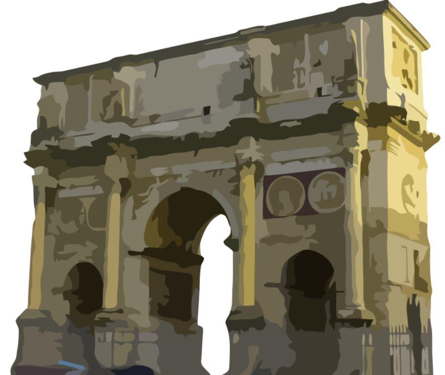Architecture clipart roman Art Architecture Arch – 1