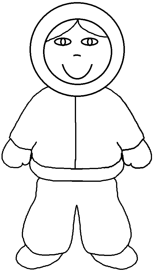 Arctic clipart inuit Graphics Arctic/Antarctic of Ruth by
