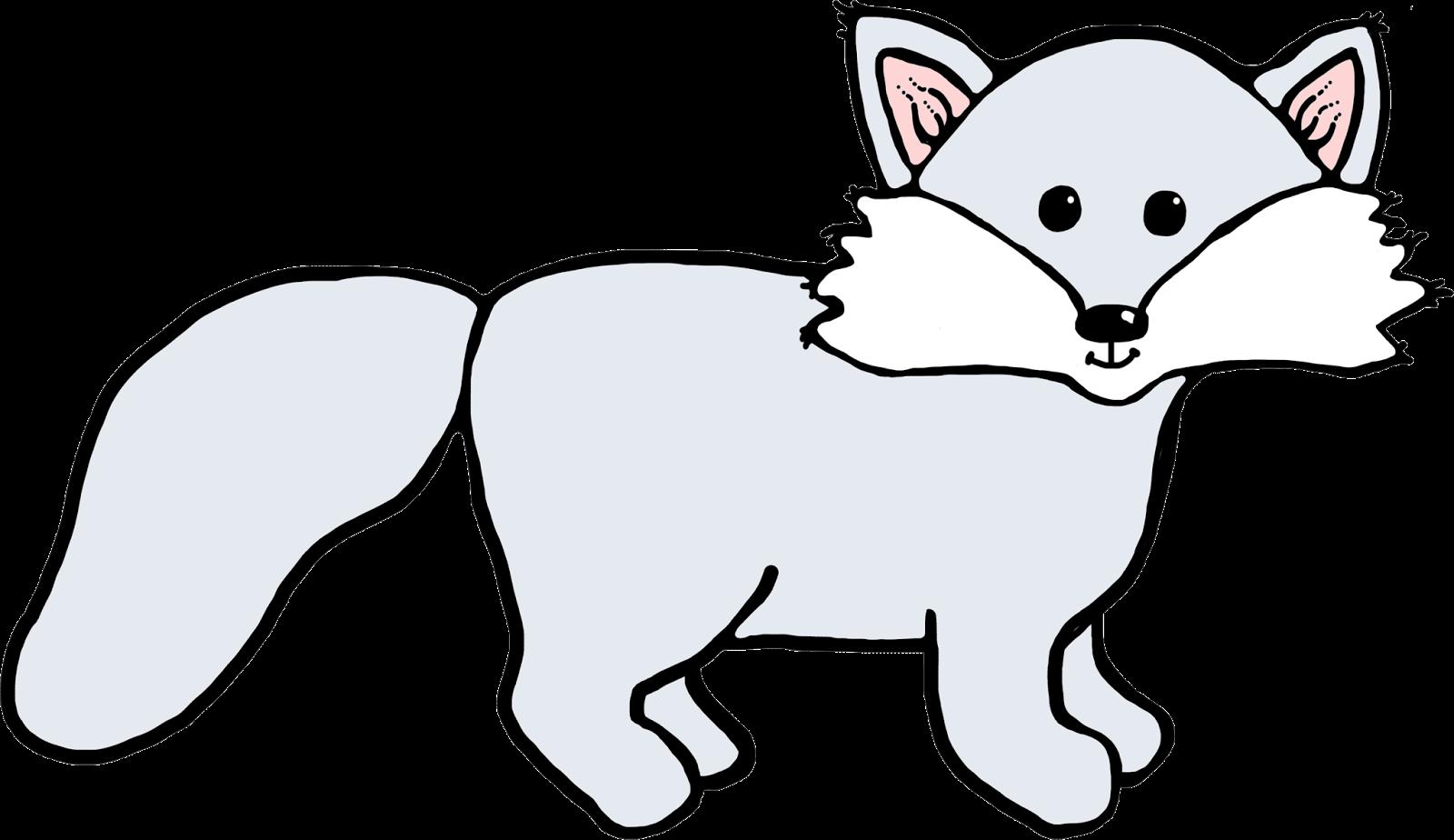 White Wolf clipart arctic fox Arctic com fox kid clipart