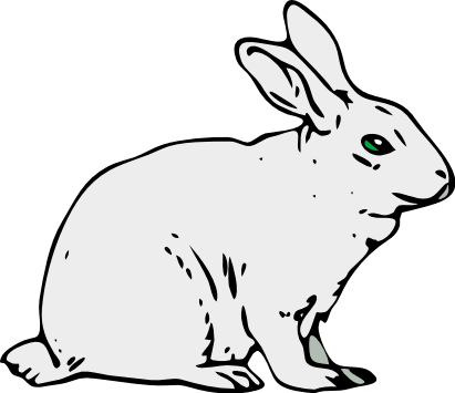 Arctic Hare clipart Clipart Art Image 21 Clipart