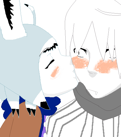 Arctic Hare clipart artic X Artic kittyclaw x Shirogane