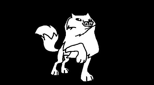 Arctic Wolf clipart base animal jam 13 Base Animal Fashion Animal