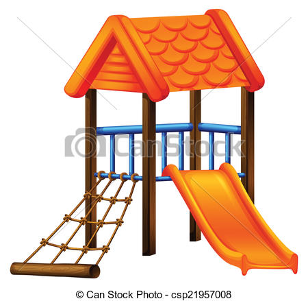 Playground clipart play area #13