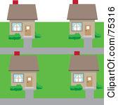 Area clipart subdivision #3