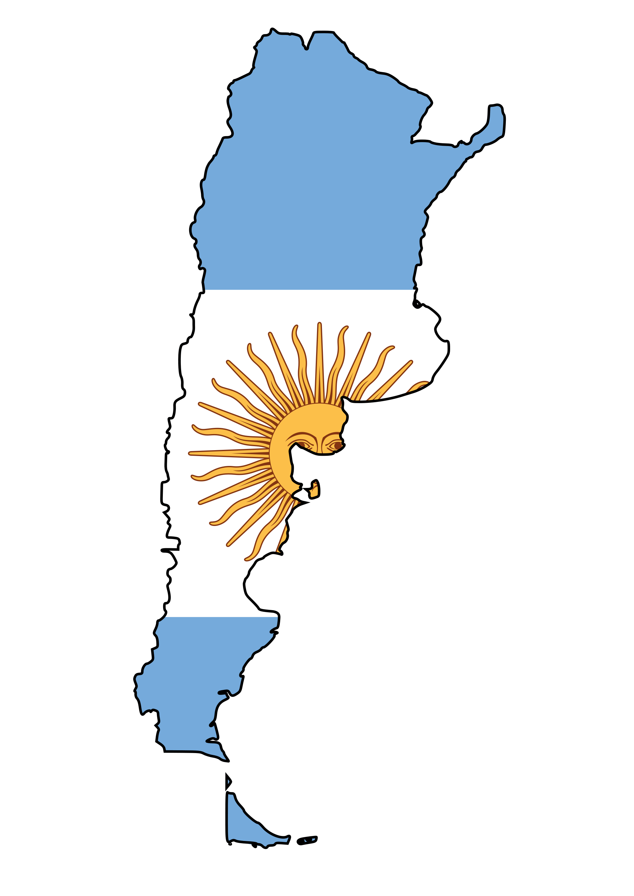 Argentina clipart USD Get Right Free 1