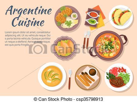 Argentina clipart Argentine csp35798913 Authentic of of