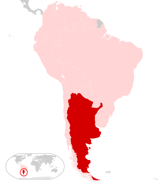 Argentina clipart Argentina Map Clipart #1