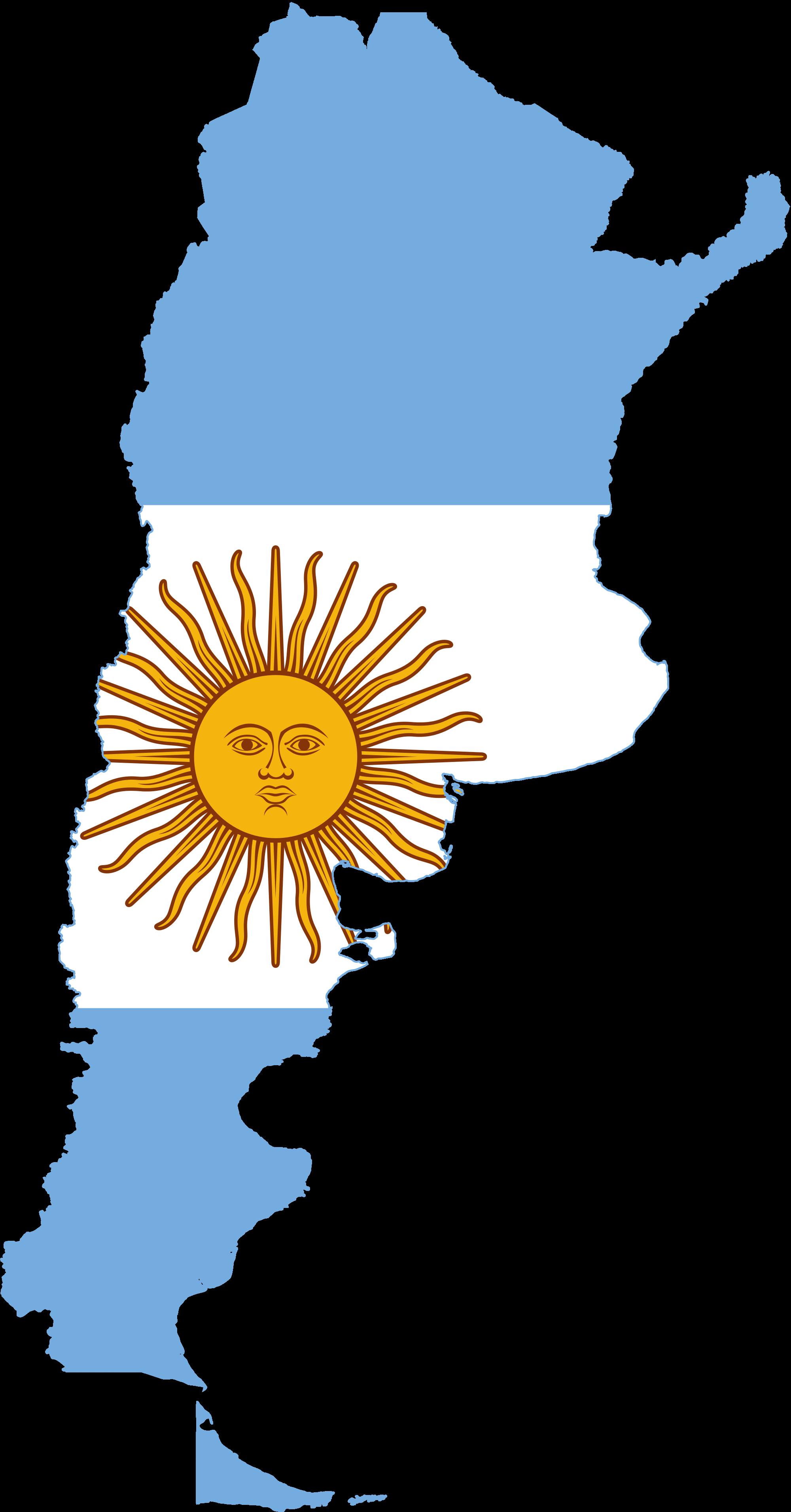 Argentina clipart Argentina Map Clipart #9