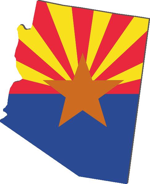Arizona clipart #2