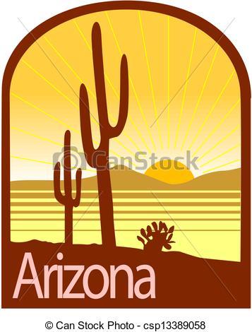 Arizona clipart #11
