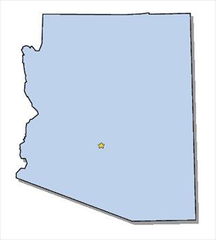 Arizona clipart #3