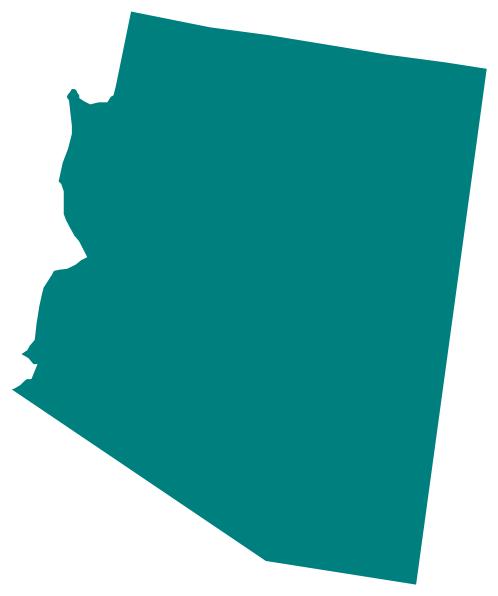 Arizona clipart Arizona  State art as: