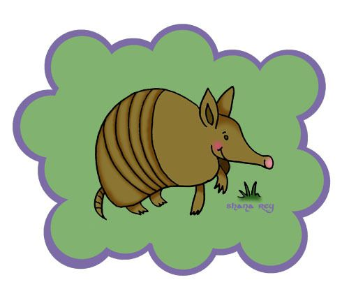 Armadillo clipart angry Images Armadillo armadillo Pinterest on