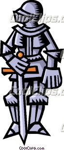 Suit clipart animated Knight armor in armor Clip