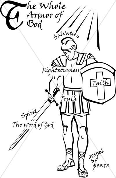 Armor clipart warfare #12