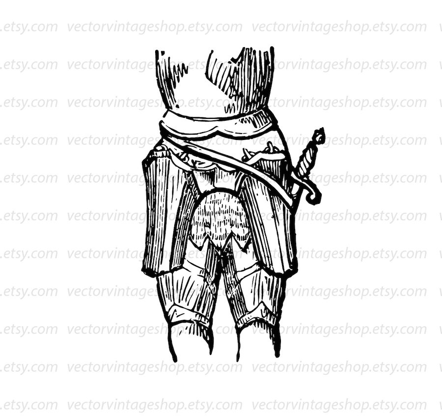 Armor clipart warfare #11