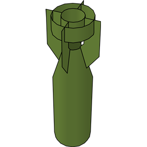 Army clipart bomb #6