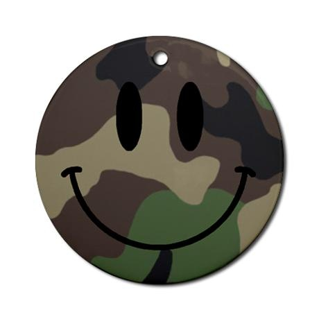 Army clipart emoticon Images on Images Christmas Face
