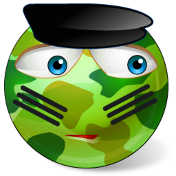 Army clipart emoticon Images at  Free as: