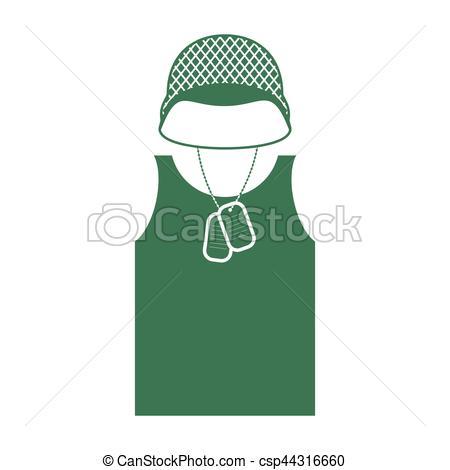 Uniform clipart teenage student Vector shirt helmet Soldiers