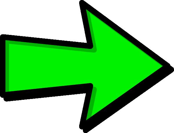 Right clipart correct Clipart clipartcow Arrow com 2