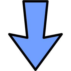 Arrow clipart animated Cliparting arrow flashing Animated clipart