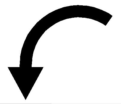 Arch clipart arrow #5