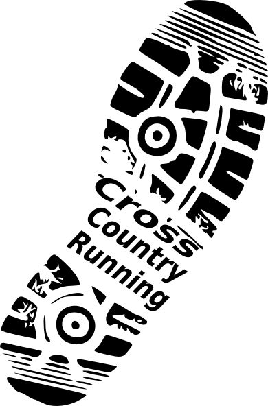 Arrow clipart cross country Cross Country Images Art Art