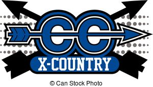 Arrow clipart cross country Cross country country Cross Cross