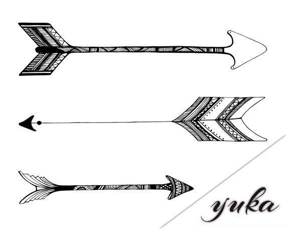 Arrow clipart doodle Clipart Free Arrow (52+) collection