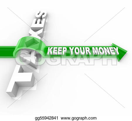 Arrow clipart money Arrow and your jumping Clipart