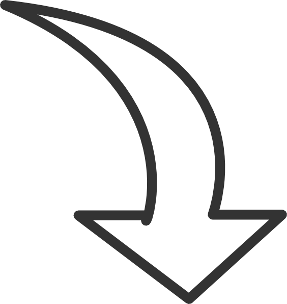 Clipart Clipart arrow curved Arrows