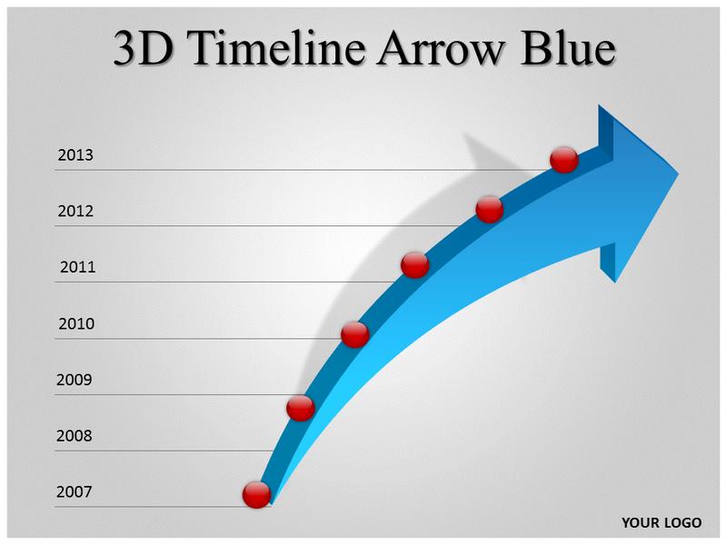 Arrow clipart timeline #3
