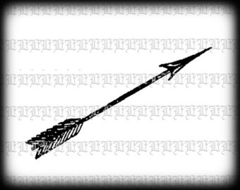 Arrow clipart victorian High Sheet Illustrations Collage Clip