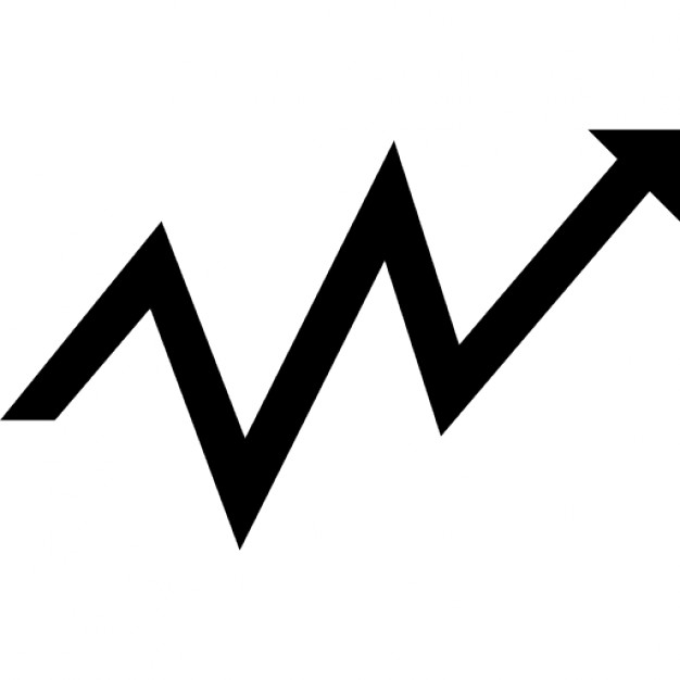 Arrow clipart zig zag Arrow Small zigzag Free Icon