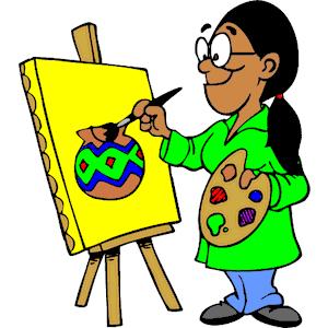 Artistic clipart Artist #23363 image tools art