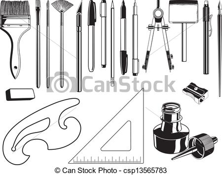 Artistic clipart drawing material Here  Elements Elements a