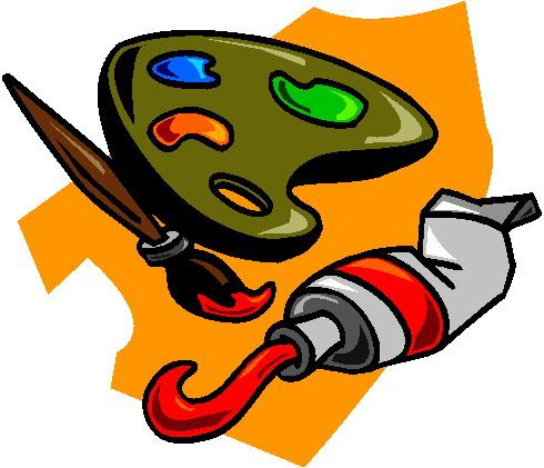 Paint clipart artistic Download Artwork Download clipart clipart
