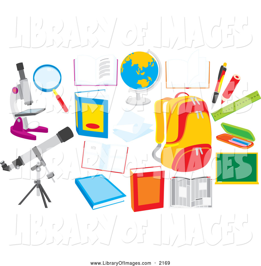 Artwork clipart school item #2169 Bannykh Alex School Art