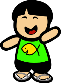 Asian clipart #1