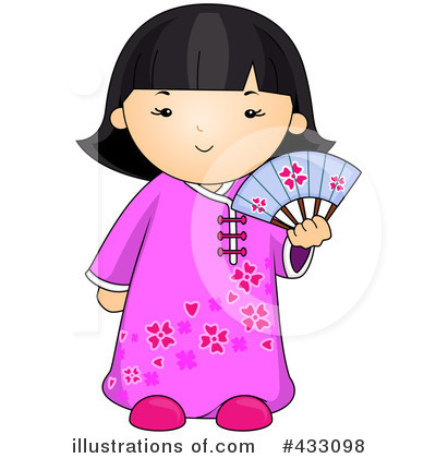 Asian clipart #12