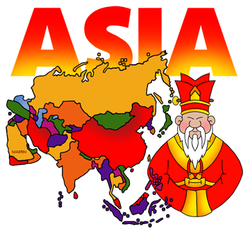 Asian clipart #4