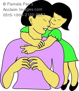 Asian clipart chinese person Of a Her Asian Girl