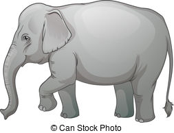 Asian Elephant clipart Elephant elephant 206 Illustration 1