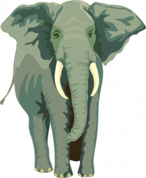 Asian Elephant clipart african elephant Elephant free Download Clip free