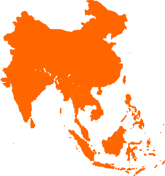 Asians clipart asia map Art Download at Asia image
