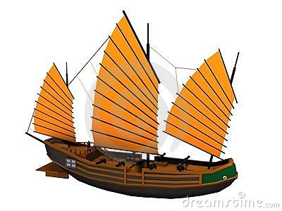 Asians clipart boat Chinese Art – Art Download