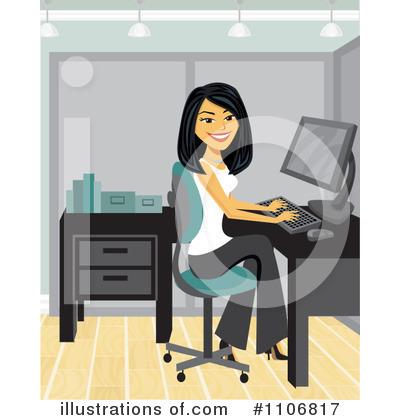 Asians clipart businesswoman (RF) Kate Businesswoman Asian Businesswoman